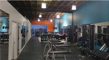 Get Right at Hitt Fitness Center