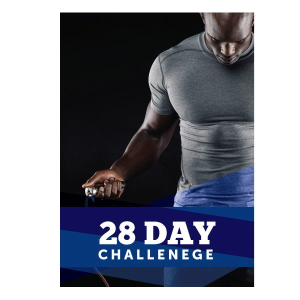Get Right Fitness 28 Day Challenge - Mens