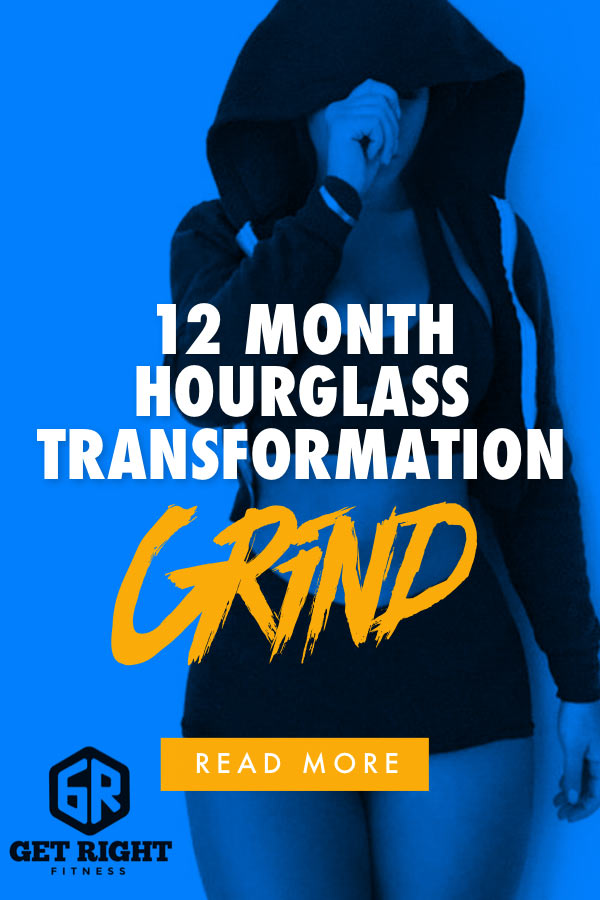 Get Right Fitness - Women's Hourglass Transformation